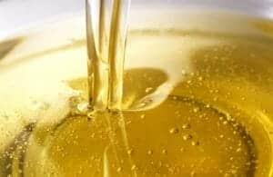 Aceites para diapason, nutrir e hidratar